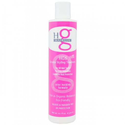 hg6 keratin styling treatment