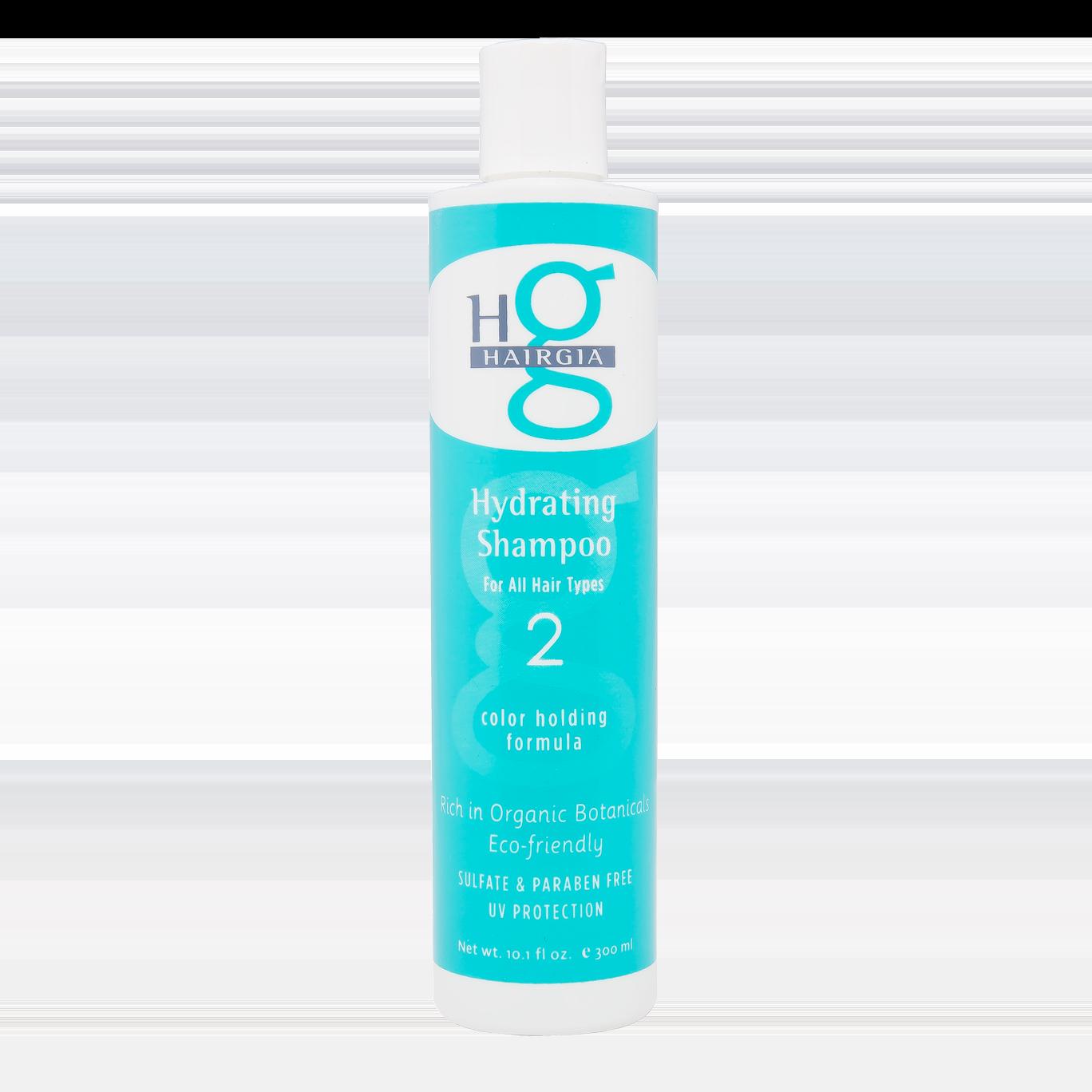 Sulfate Free Hydrating Shampoo 2 Hair Treatment Hairgia