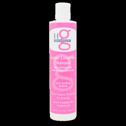 keratin luxurious shampoo