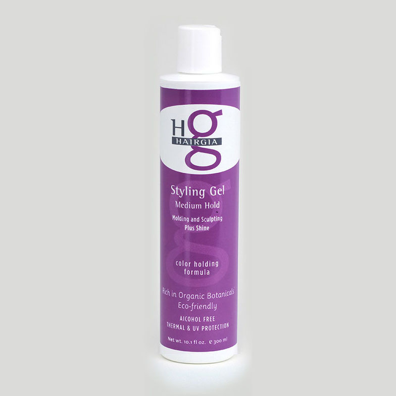 Hair Styling Gel Medium Hold Hairgia